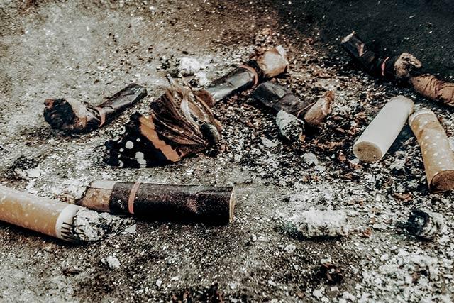 Smoking Image